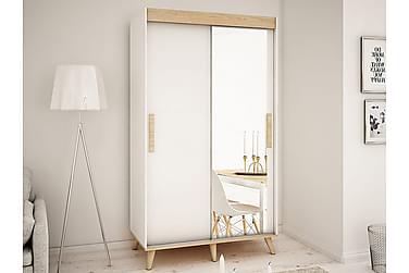 Garderob Skandi 150x62x208 cm
