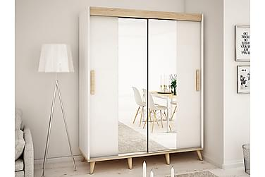 Garderob Skandi 180x62x208 cm