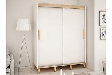 Garderob Skandi 200x62x208 cm