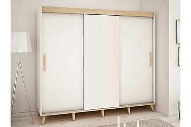 Garderob Skandi 250x62x208 cm