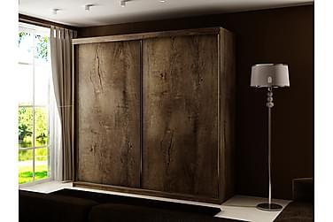 Garderob Top 200x62x200 cm