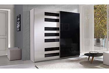Garderob Twister 225x63x211 cm