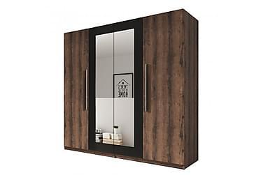 Garderob Vera 228x58x214 cm