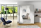Garderob West 150x58x200 cm
