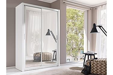 Garderob Westerberg 150 cm 2 Speglar