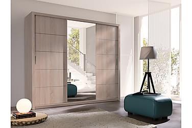 Garderob Westerberg 250 cm Spegel