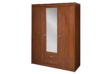 Garderob Worth 149 cm med Spegel
