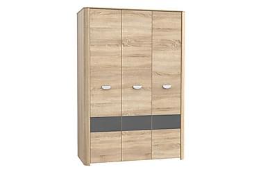 Garderob Yoop 133x58x194 cm