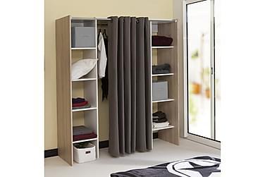 Garderobssystem Gaile Ek/Vit