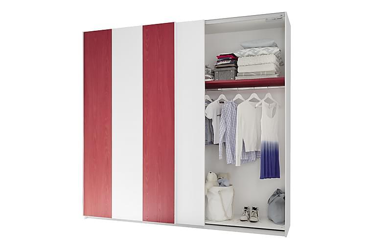 Hyllplan Latour 119 cm 2-pack - Röd - Möbler - Förvaring - Garderober & garderobssystem