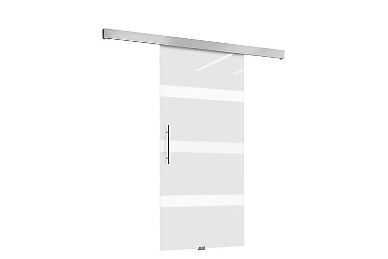 Skjutdörr Nemanja 106x200 cm - Härdat glas - Möbler - Förvaring - Garderober & garderobssystem
