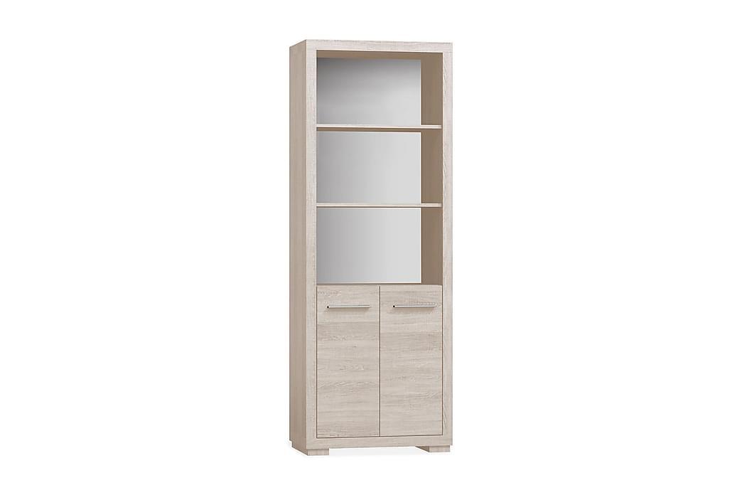Bokhylla Vegas 70x40,5x192 cm - Trä/natur - Möbler - Förvaring - Hyllor