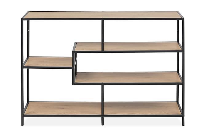 Bokhylla Walmon 114 cm - Vildek|Svart - Möbler - Förvaring - Hyllor