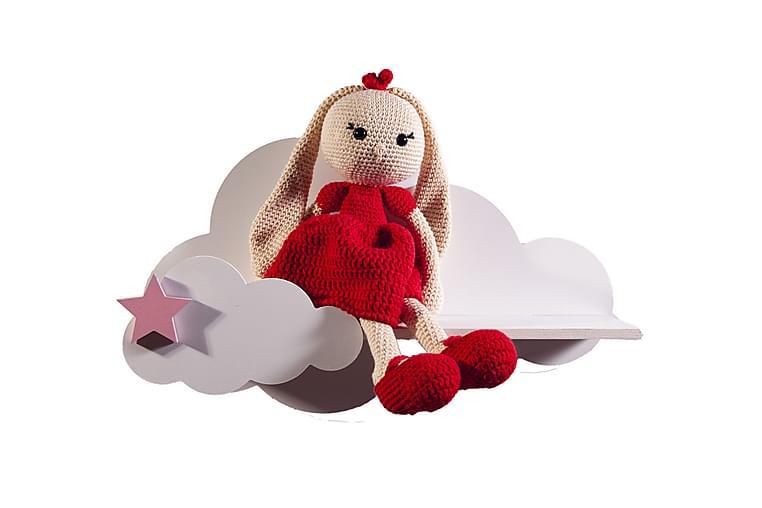 Hylla Cloud - Homemania - Möbler - Förvaring - Hyllor