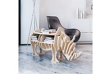 Sidobord noshörning