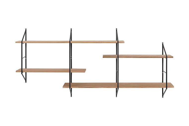 Vägghylla Nicole - Trä - Möbler - Förvaring - Hyllor