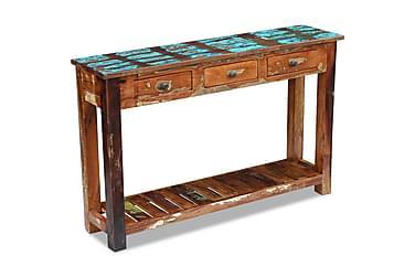 Keaton Konsolbord 3 lådor 120x30 cm