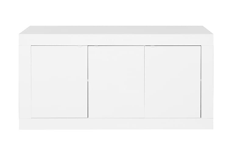 Sideboard Astal 160 cm - Vit - Möbler - Förvaring - Sideboard & skänk
