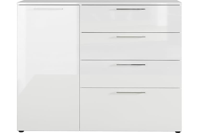 Sideboard Mclean 40x135 cm - Vit - Möbler - Förvaring - Sideboard & skänk