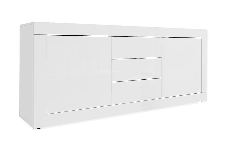 Skänk Astal 210 cm - Vit - Möbler - Förvaring - Sideboard & skänk