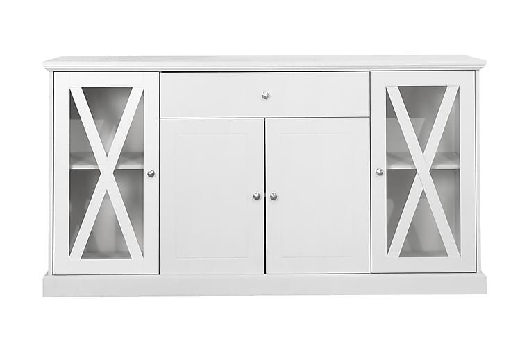 Skänk Aveza 160 cm - Vit - Möbler - Förvaring - Sideboard & skänk