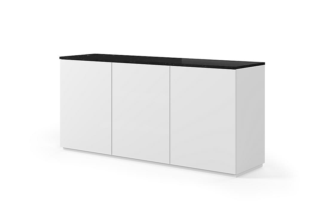 Skänk Join - Vit|Svart - Möbler - Förvaring - Sideboard & skänk