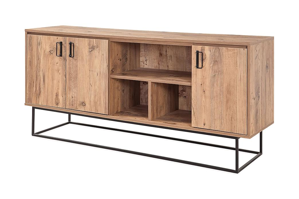Skänk Masako - Trä Svart - Möbler - Förvaring - Sideboard & skänk