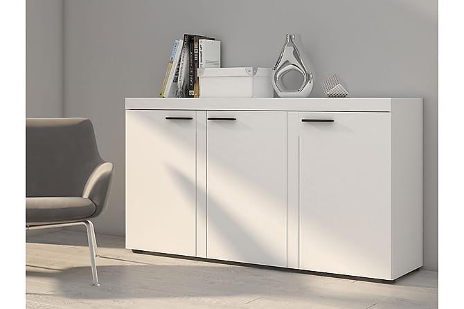 Skänk Rumba 148,8x40,3x82 cm - Vit - Möbler - Förvaring - Sideboard & skänk