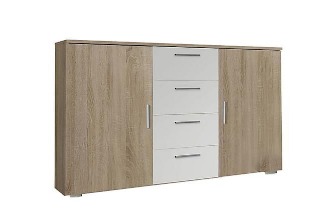 Skänk Vera 132x38x92 cm - Beige - Möbler - Förvaring - Sideboard & skänk