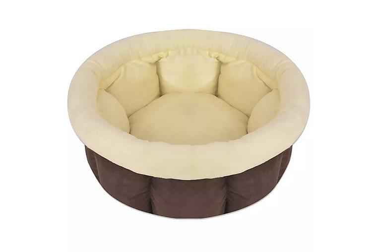 Hundbädd storlek L brun - Brun - Möbler - Husdjursmöbler - Hundmöbler