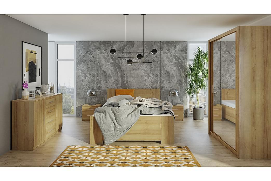 Sovrumsset Barriga - Ek - Möbler - Möbelset - Möbelset för sovrum