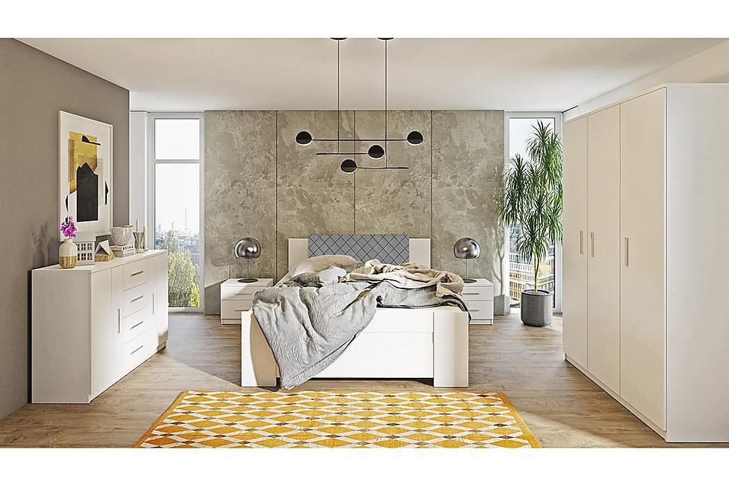 Sovrumsset Barriga - Vit - Möbler - Möbelset - Möbelset för sovrum