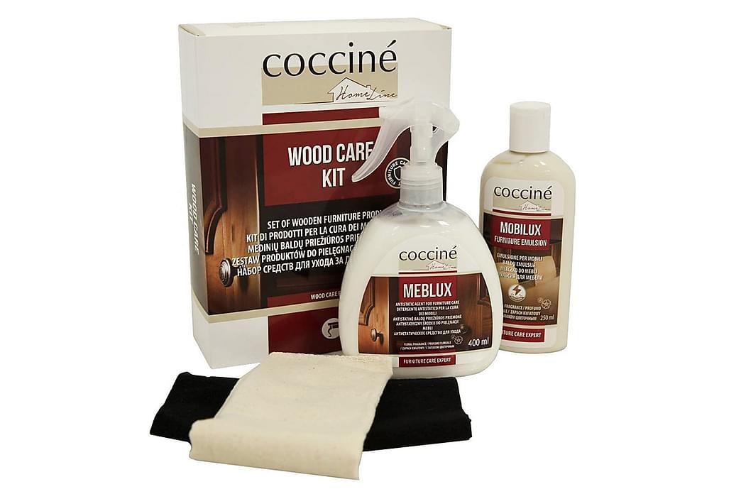Rengöringsmedel Coccine - Brun/Vit - Möbler - Möbelvård - Läder