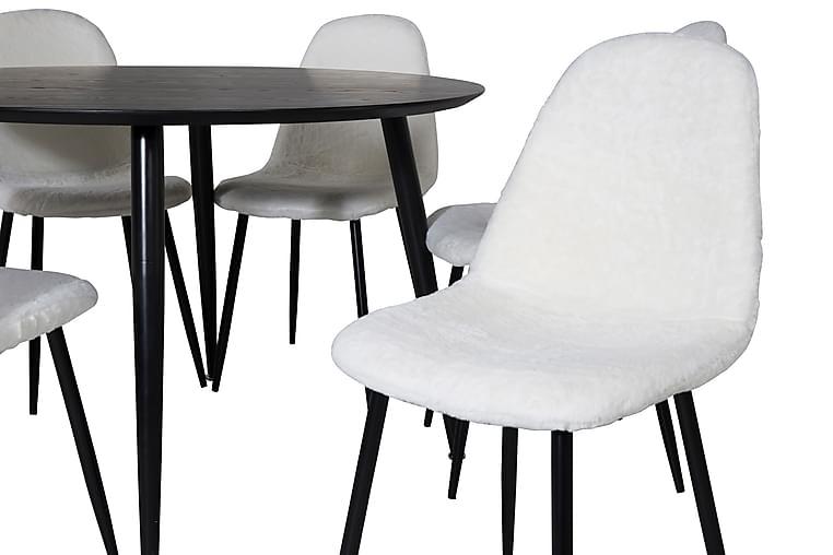 Matbord Balisa med 6 st Ypas Matstol - Möbler - Matgrupper - Rektangulär matgrupp