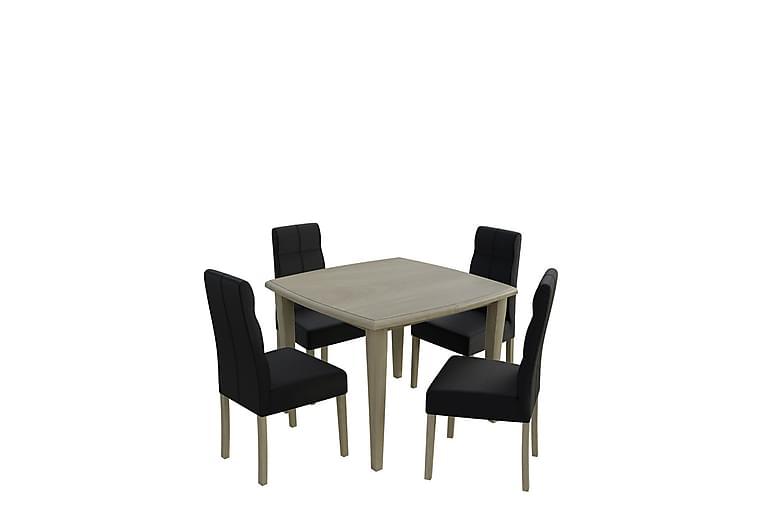 Matgrupp Bodom - Ek - Möbler - Matgrupper - Rektangulär matgrupp