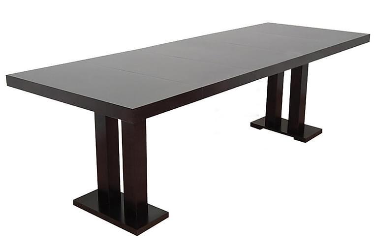 Matgrupp Limu - Mörkbrun - Möbler - Matgrupper - Rektangulär matgrupp