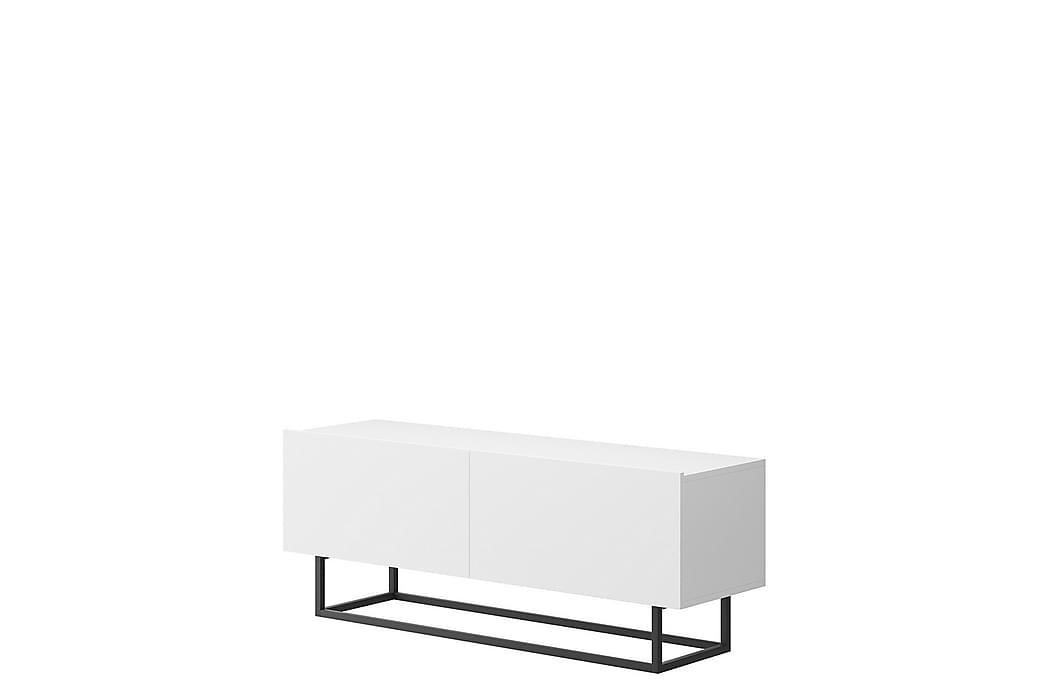 TV-bänk Enjoy 37x120 cm - Vit - Möbler - TV- & Mediamöbler - TV-bänk & mediabänk