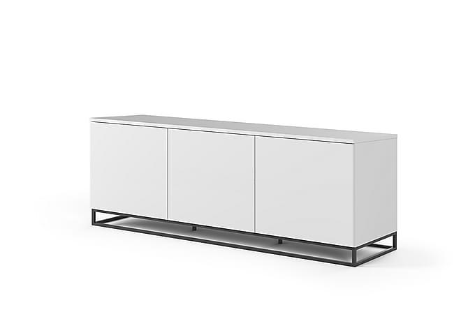 Tv-bänk Join - Vit|Metallben - Möbler - TV- & Mediamöbler - TV-bänk & mediabänk