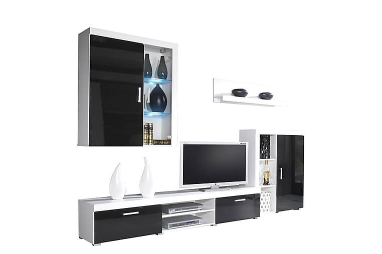 TV-möbelset Samba - Vit - Möbler - TV- & Mediamöbler - TV-möbelset
