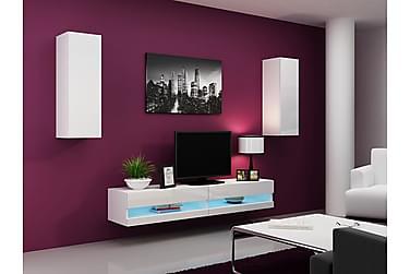TV-möbelset Vigo 40x180 cm
