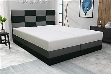 Sängpaket Mona 140x200 med Förvaring
