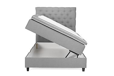 Komplett Sängpaket Boxford Säng med Förvaring 140x200
