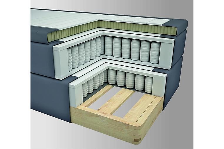 Komplett Sängpaket Choice No 4 160x200 Fast - Beige|Silver - Möbler - Sängar - Kontinentalsängar