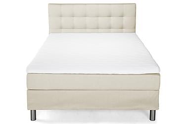 Komplett Sängpaket Harmony 140x200 inkl Sänggavel Diamant