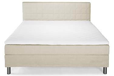 Komplett Sängpaket Harmony 160x200 inkl Sänggavel Quiltad