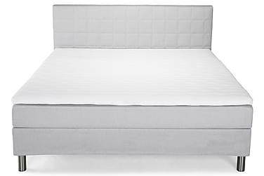 Komplett Sängpaket Harmony 180x200 inkl Sänggavel Quiltad