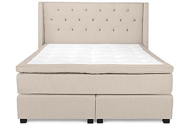 Komplett Sängpaket Langham 180x200 cm Beige