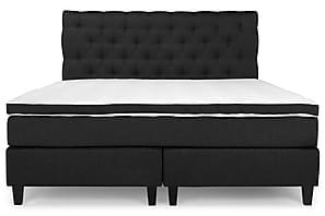 Sängpaket Relax Lyx 160x200 Medium/Medium Elastiskt Skum
