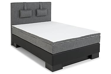 Sängpaket Romance Lyx 120x200 Konstläder/Tyg Sockel