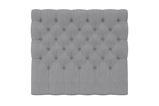 Komplett Sängpaket Romance Lyx 120x200 - Ljusgrå - Möbler - Sängar - Komplett sängpaket